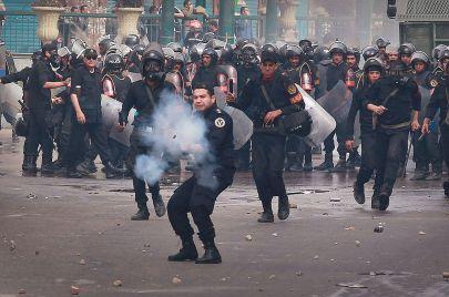سائق التوك توك..ضحية جديدة للشرطة في مصر