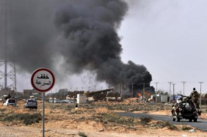 سرت.. داعش تخسر أهم معاقلها في ليبيا