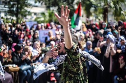 عن جوهر الخطاب عن فلسطين بدون الفلسطينيين