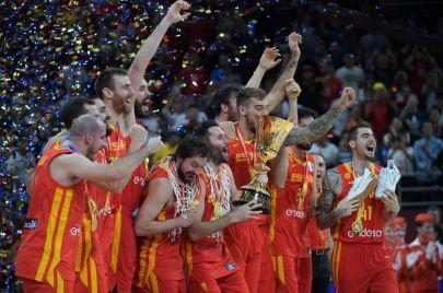 للمرّة الثانية في تاريخها.. إسبانيا بطلة لمونديال السلّة