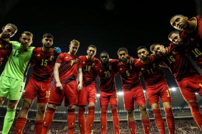 بلجيكا في يورو 2020.. تاريخ أسير وحاضر ينشد المجد