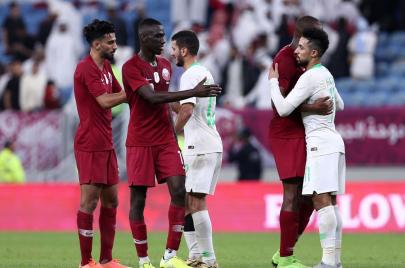 خليجي 24.. السعودية ترافق البحرين إلى المباراة النهائية