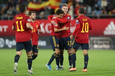 إسبانيا في يورو 2020.. جيل جديد يرقص على سلالم التيكي تاكا