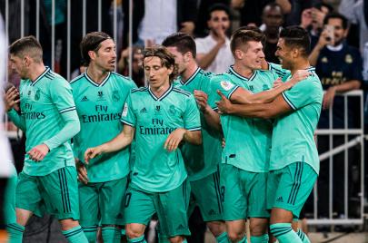 تفوّق على فالنسيا بثلاثيّة.. ريال مدريد يبلغ نهائي السوبر الإسباني