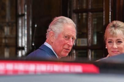 ولي العهد البريطاني الأمير تشارلز في