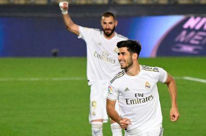 عودة الألق للقلعة البيضاء.. ريال مدريد يهزم فالنسيا بثلاثيّة