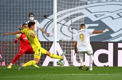 بفوزه العاشر على التوالي.. ريال مدريد يتوّج بطلًا للدوري الإسباني