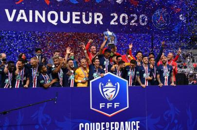 نهائي كأس فرنسا.. باريس سان جيرمان يتوّج باللقب بفوز شاق على سان إيتيان