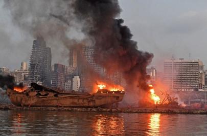 نكبة بيروت: ما الذي يجعل الأسمدة النتروجينية قنابل موقوتة؟