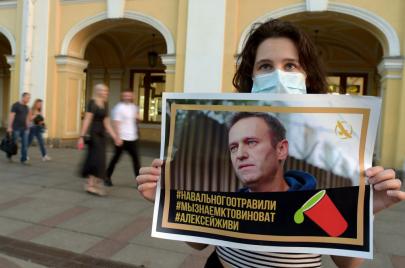 ملف تسمم أليكسي نافالني يهدد إمدادات الغاز الروسية إلى أوروبا