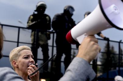 السلطات البيلاروسية تخفي المعارضة ماريا كولسنيكوفا بعد فشل ترحيلها قسريًا