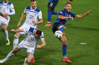 دوري أمم أوروبا.. تعادل مخيّب لإيطاليا وانتصار مستحقّ لهولندا