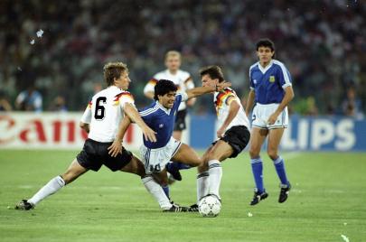 كأس العالم 1990.. روما تتوّج القيصر!