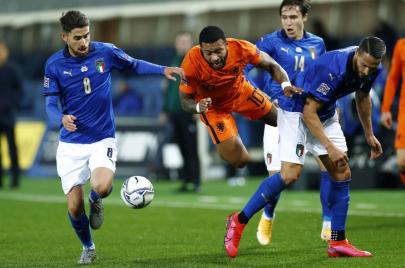 هزيمة مفاجئة لإنجلترا في دوري أمم أوروبا.. وقمّة بيرغامو تنتهي بالتعادل