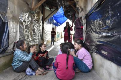 اللاجئون السوريون في لبنان يعانون انعدام الأمن الغذائي في رمضان