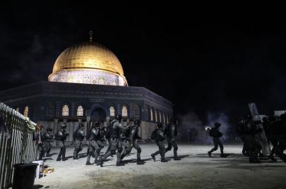 القدس كما تبدو من بيروت