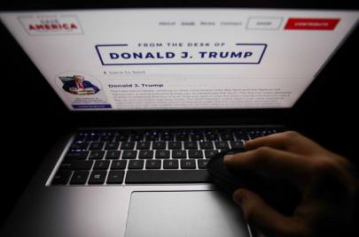 بعد شهر على إطلاقها.. إغلاق مدوّنة إلكترونية لدونالد ترامب