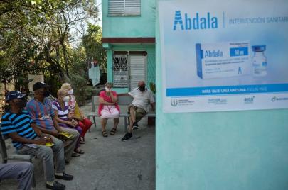 كوبا: فعاليّة لقاح
