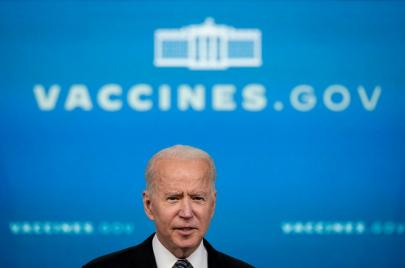 الولايات المتحدة تتعهّد بالتبرع بأكثر من 500 مليون جرعة من لقاح فايزر