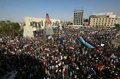 أسباب عراقية للوقوف مع فلسطين