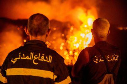 انتقادات حادة لعجز الدولة في مواجهة الحرائق عبر وسم