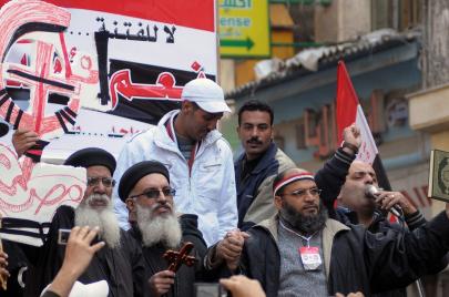 16 حادثًا طائفيًا في مصر بعد الثورة