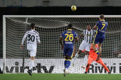 الدوري الإيطالي.. تعادل بطعم الهزيمة ليوفنتوس أمام فيرونا
