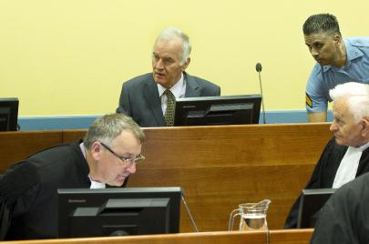 إدانة راتكو ملاديتش.. استثناء لقاعدة إفلات مجرمي الحرب من العقاب!