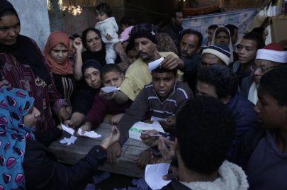 أسواق بقايا الطعام في مصر: كل ما تبقى للفقراء