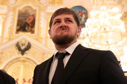 الرئيس الشيشاني رمضان قديروف..