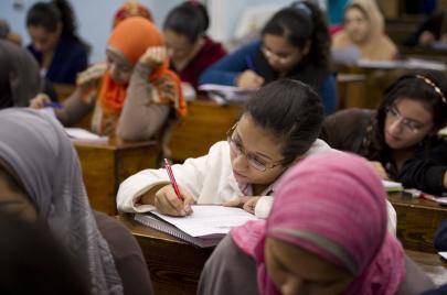 الثانوية العامة المصرية..
