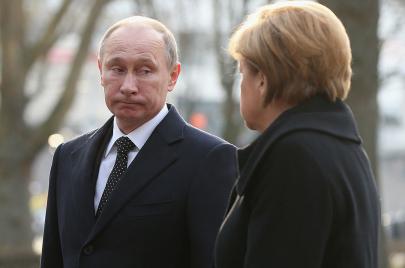 أنجيلا ميركل.. هدف روسيا القادم