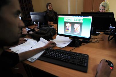 مخاوف من الإعلام الإلكتروني في الجزائر