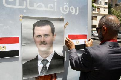تفاهمات الطغاة في الغوطة الشرقية..مصر السيسي في صف الأسد