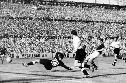 كأس العالم 1954..المجر تكتسح خصومها