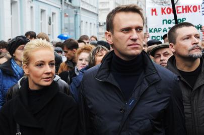 أليكسي نافالني.. معارض شاب يهدد عرش بوتين