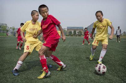 2025.. 50 مليون لاعب كرة قدم صيني!