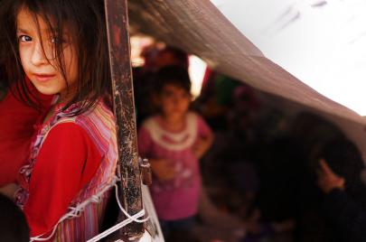 أطفال العراق.. ثمن خلافات الساسة