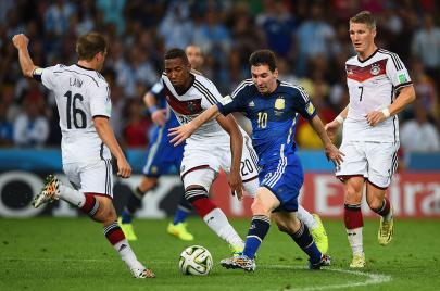 الأرجنتين- ألمانيا.. سبع ملاحم كروية زيّنت تاريخ المونديال