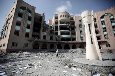 أزمة مالية تعصف بالجامعة الإسلامية بغزة