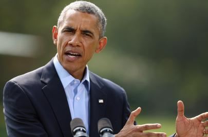 أوباما يضرب أسس