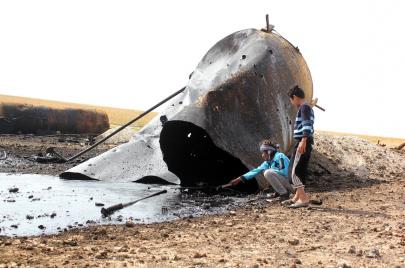 نفط سوريا النعمة.. النقمة