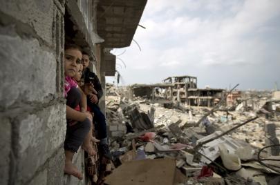 من لندن.. هنا غزة