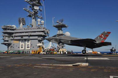 إف-35..آخر الهدايا الأمريكية لإسرائيل