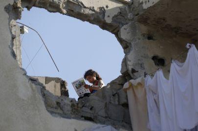 غزة.. الحرب قبل الحب