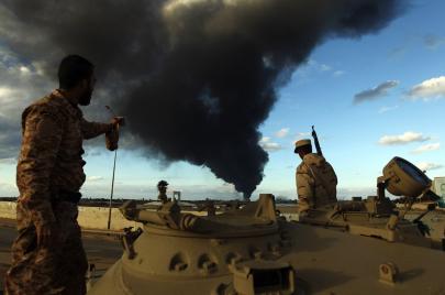 داعش يحفز العالم للتدخل السريع في ليبيا؟!