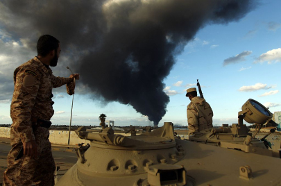 معركة الهلال النفطي في ليبيا.. الخلفية والرهانات