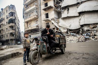 فيزياء سياسية.. المعادلة التي دمرت سوريا