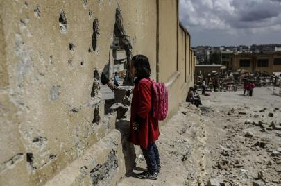 نظرة إلى التعليم الأساسي والثانوي في سوريا