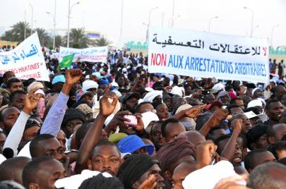 موريتانيا..وعي حقوقي شبابي متصاعد